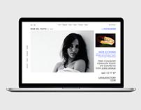 Mar del Hoyo website