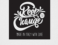 Keep the Change logo