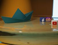 Fikir Fabrika Logo Animation