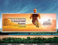 Campanha Sem Limites - Companhia do Exercício