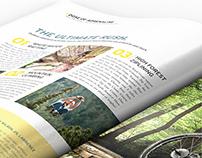 TREK: A U.S. Travel Magazine