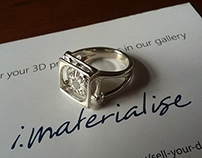 Jewelry Design: Boxing Nature Ring 2012