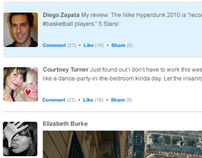 Myspace.com Redesign