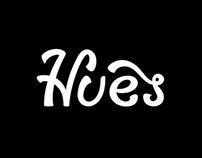 Hues - Shoe Branding