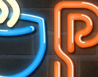 PERKS Web Series Branding & Web Design