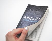 Aniara - book cover concept