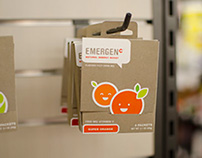 Emergen-C Packaging Redesign