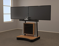 Product Design: Video conferencing furniture 2011