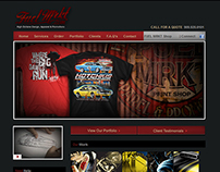 Fuel Mrkt Website Design