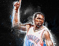 Kevin Durant Artwork