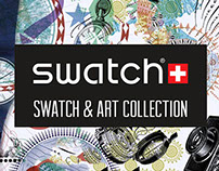 SWATCH Catalogue Design