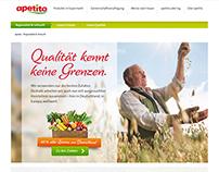 Apetito - Qualität kennt keine Grenzen
