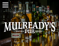Mulready's Pub Website