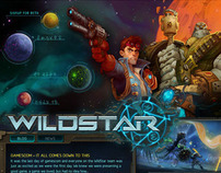 WildStar Website