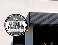 GrillHouse Identity