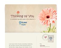 St. Luke's Children's Hospital e-Cards