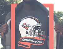 UTSA Homecoming shirt