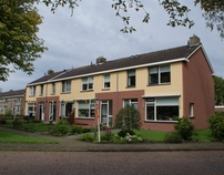 Duurzame woningverbetering 61 woningen Langweer