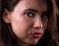 Megan Daily, Portraits