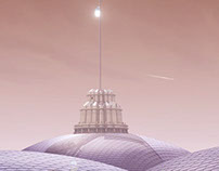 Mars - Sheffield And The Space Elevator