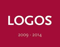 Logos 2009 - 2014