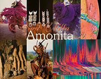 Amonita Universe Sara Fitta Cosmogonìa mistica