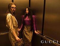 Gucci Mock Up Ad Campaign