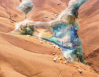 Mars - Martian Oasis
