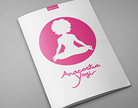 Anacostia Yogi -  Brochure/Press Kit