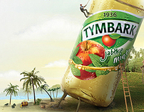 Tymbark island - just for fun