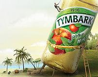 Tymbark island - just for fun