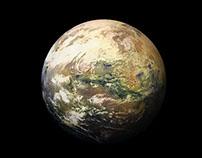 Mars - Green Mars