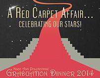 2014 APR - Graduation dinner