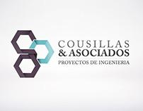 Cousillas & Asociados Branding Identity