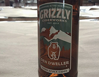 Grizzly Winter Seasonal Cider