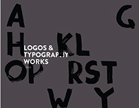 LOGOS & TYPOGRAPHY WORKS