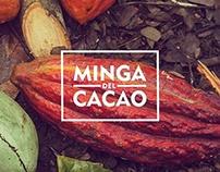 MINGA DEL CACAO / IDENTIDAD