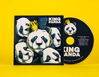 King of Panda - album cover