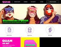 QUAM - La otra cara de la telefonía móvil