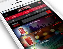 Smirnoff Mobile App