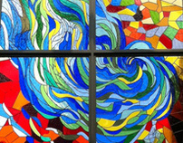 Stained Glass Window Design 2011