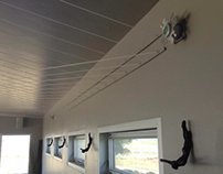 String Art Installations
