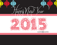 [Calender]  Happy New Year 2015