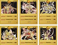 Saint Seiya Cards