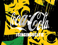 Coca-Cola® World's Cup #singingselfie MV