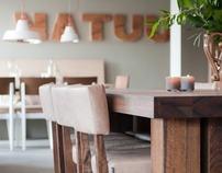 Interior Restaurant Natuurlijk