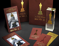 Star Movies - Premium Set and Inv Card for Oscars Event