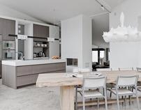 Interior Villa Bergen
