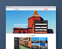 Luxtravel Wordpress Theme