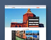 Luxtravel Wordpress Theme